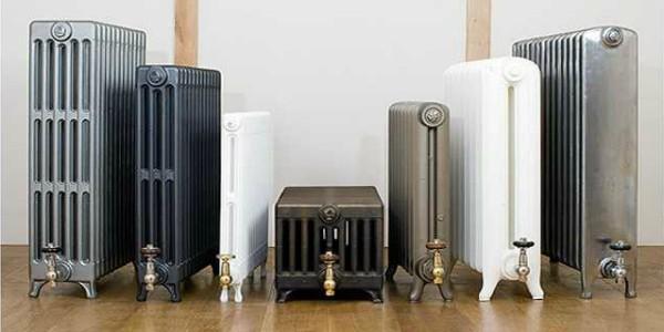 Разнообразие чугунных батарей отопления