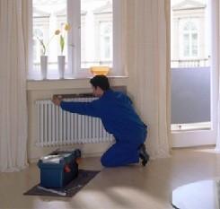 Монтаж радиаторов отопления своими руками