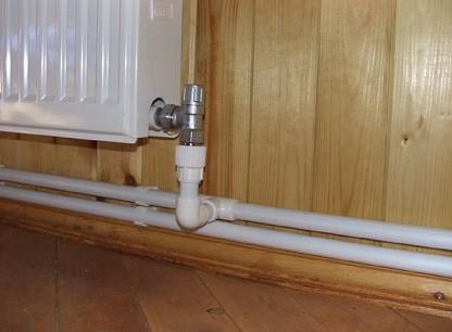 Выбор полипропиленовых труб для системы отопления