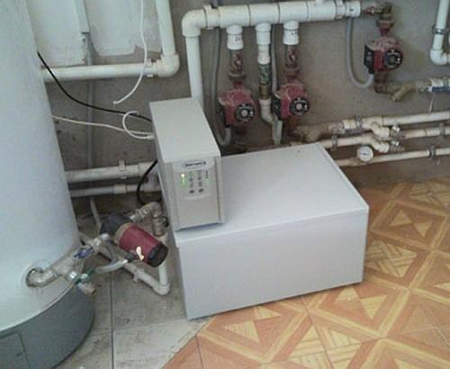 ИПБ в системе отопления