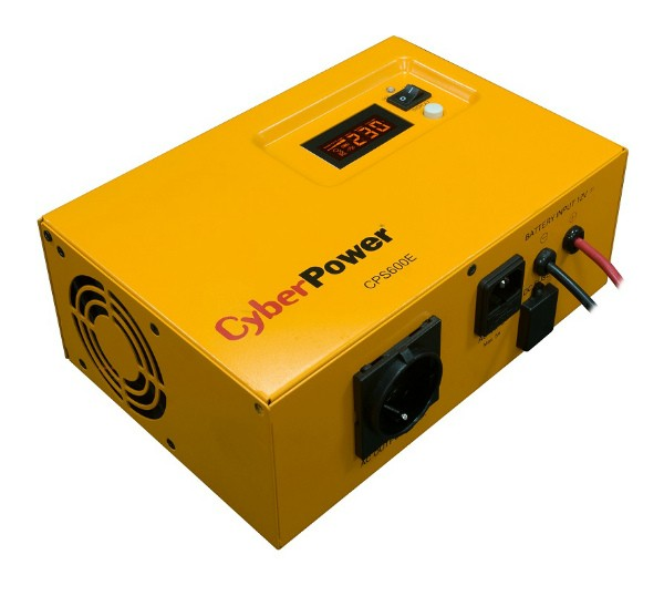 ИБП для отопления cyber power cps600e
