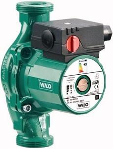 Насос циркуляционный для отопления серии Wilo-Star-RS