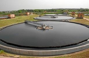 Механическая очистка сточных вод при помощи отстойника