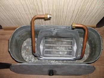 Чистка газовой колонки от накипи
