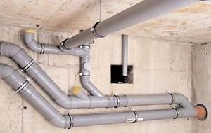 Уклон канализации в частном доме