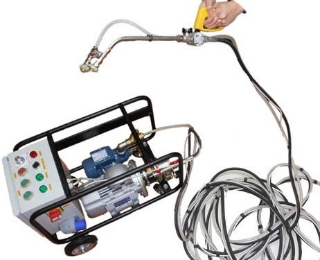 Оборудование для нанесения жидкой резины RX-27