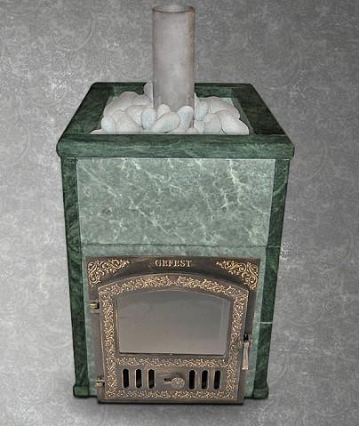 Печь для бани чугунная Гефест ПБ-01