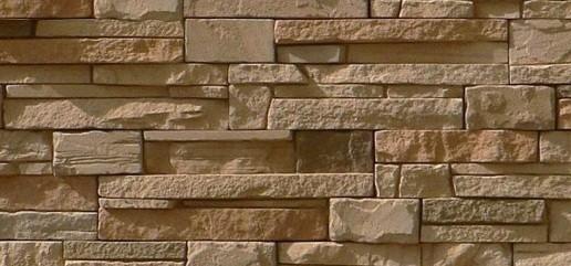 Искусственный камень для облицовки камина