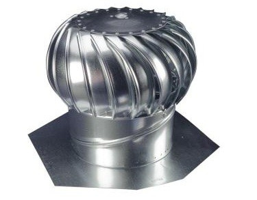 Ротационная турбина для дымохода