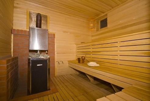 Делаем теплый пол в бане различными способами
