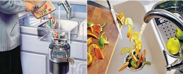 выбор измельчителя пищевых отходов