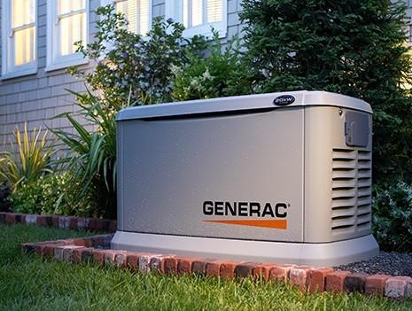 Газовые генераторы Generac
