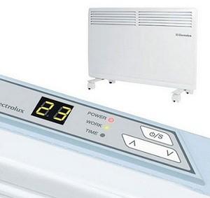 электронный терморегулятор конвектора