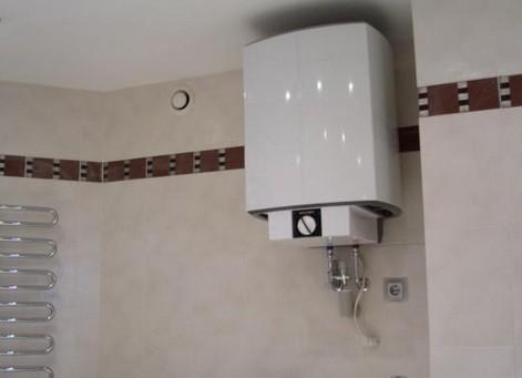подключение различных типов водонагревателей к водопроводу