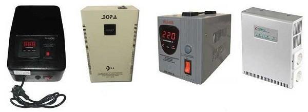 выбираем стабилизатор напряжения для газового котла