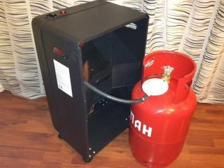 выбор газового обогревателя для гаража