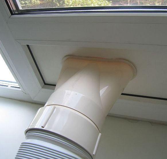 заглушка для подключения воздуховода