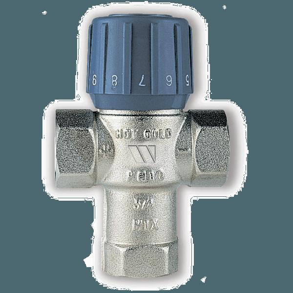 Трехходовой кран для отопления: принцип работы, конструкция и установка