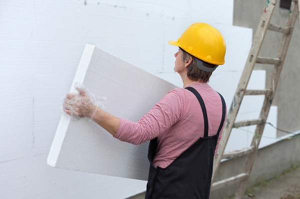 Теплоизоляционные материалы для стен снаружи