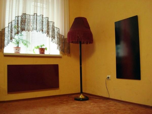 Инфракрасный - один из видов энергосберегающих настенных обогревателей для дома
