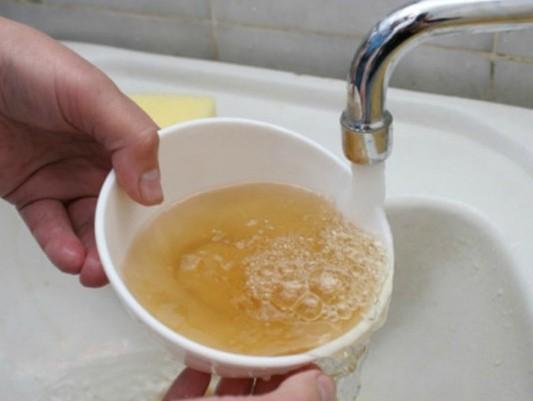 Повышенное содержание железа в воде