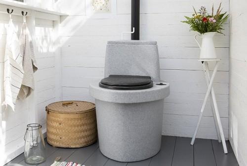 Какой торфяной туалет лучше выбрать для дачи