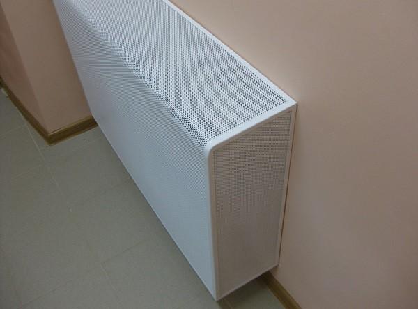 металлический экран для радиатора