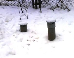 Замерзла канализация? Выход есть!