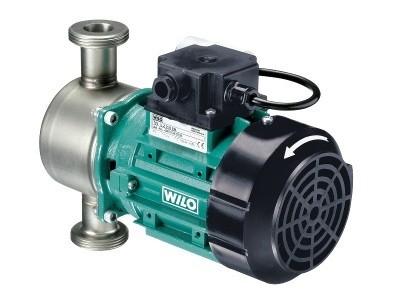 Wilo-VeroLine-IP-Z с сухим ротором