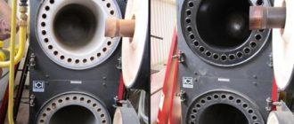 Чистка газового котла и теплообменника