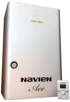 Корейский газовый котел отопления NAVIEN Ace Turbo