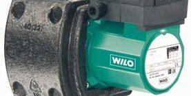 Насос циркуляционный для отопления серии Wilo-TOP-S