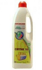 Препарат для очистки выгребных ям Септик 10