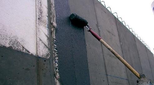 Гидроизоляция стен снаружи и изнутри