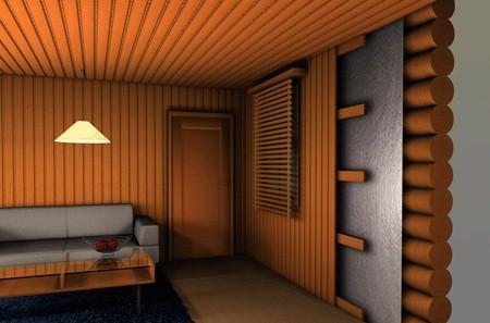 Пароизоляция для стен бани изнутри