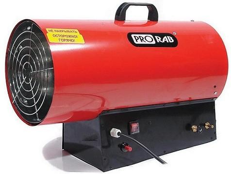 Тепловая пушка для отопления гаража