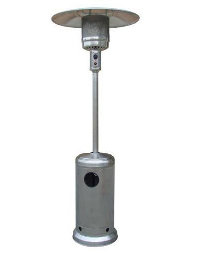 Уличный газовый обогреватель