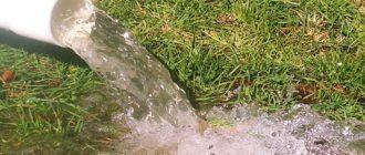 Ремонт скважин на воду и их чистка
