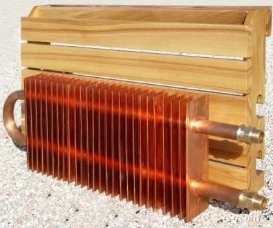 Медные радиаторы хороши, но дорогие