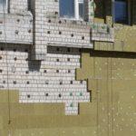 крепление минеральных плит к дому