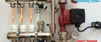 Как работает и зачем нужен насосно-смесительный узел