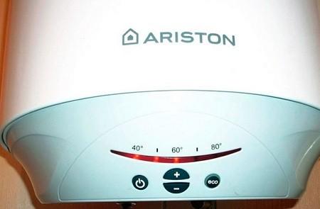 накопительный водонагреватель Аристон