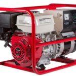 генератор газовый с автоматикой фирмы REG