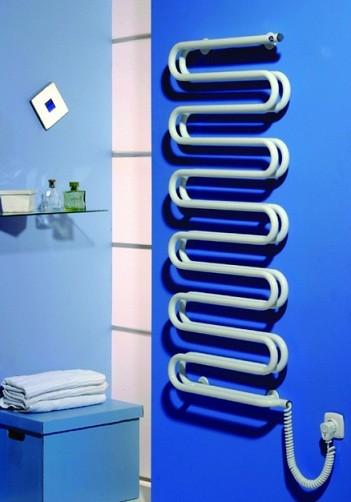виды электрических полотенцесушителей