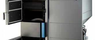 Пеллетный котел Buderus Logano S181 E длительного горения