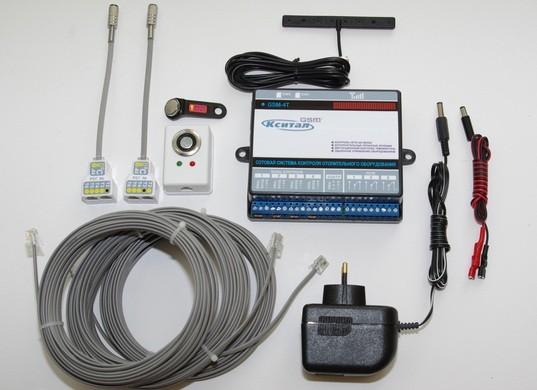 Система управления котлом КСИТАЛ GSM