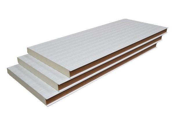 теплоизоляционные стеновые панели