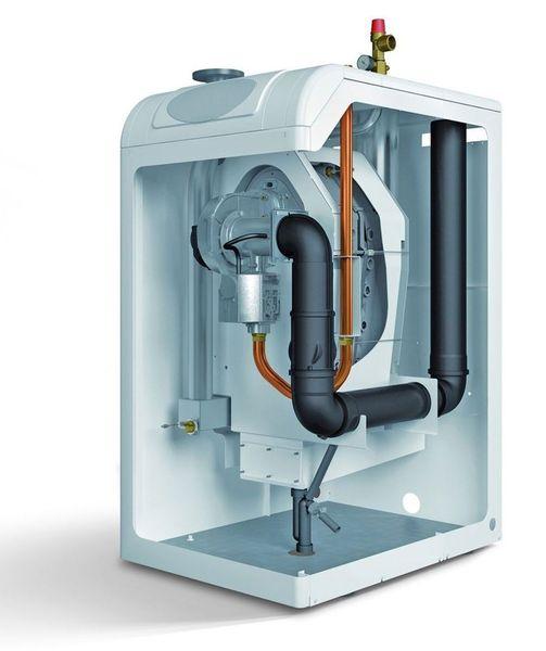 устрйоство энергонезависимго газового котла для отопления