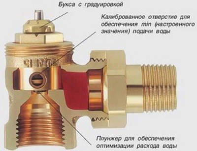 механический спускник воздуха