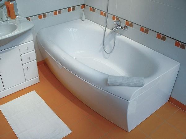 Акриловая прочная ванна